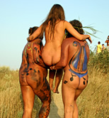 Pure nudism free magnificent